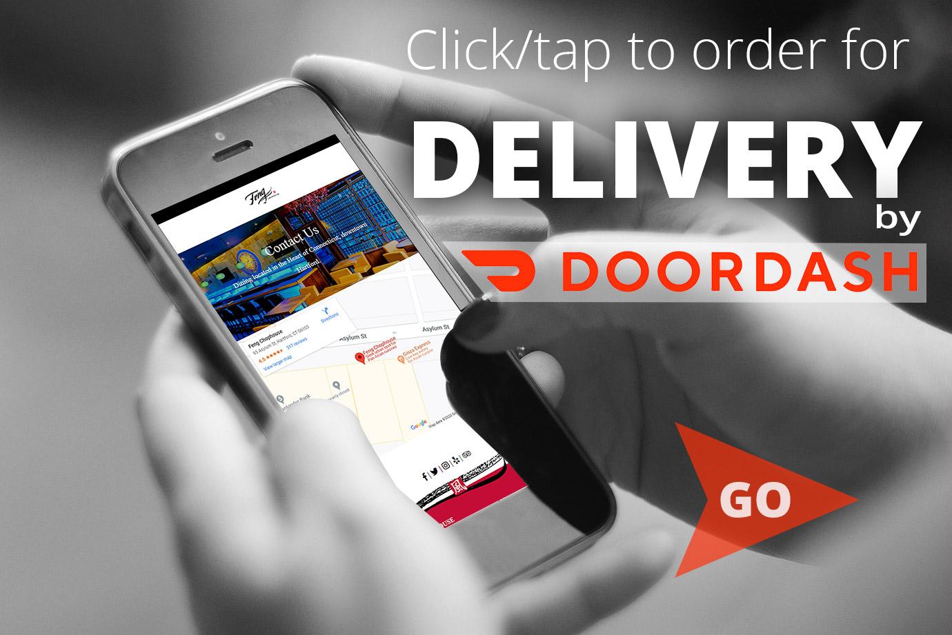 ONLINE ORDER - Delivery - DOORDASH